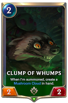 Clump of Whumps