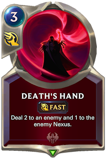 Death's Hand