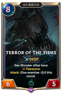 Terror of the Tides