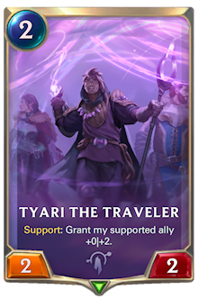 Tyari the Traveler