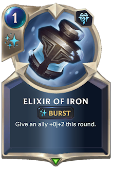Elixir of Iron