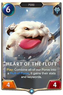 Heart of the Fluft