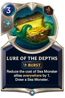 Lure of the Depths