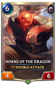 Horns of the Dragon