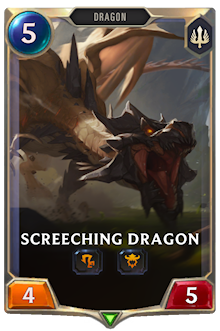 Screeching Dragon