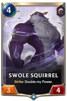 Swole Squirrel