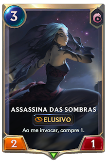Assassina das Sombras