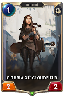 Cithria Xứ Cloudfield