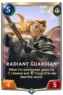 Radiant Guardian
