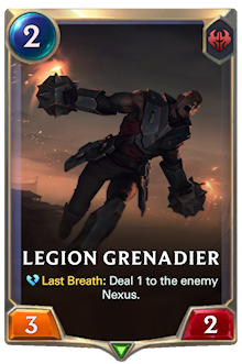 Legion Grenadier