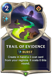 Trail of Evidence