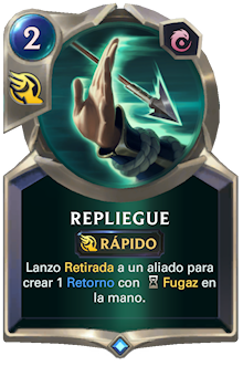 Repliegue