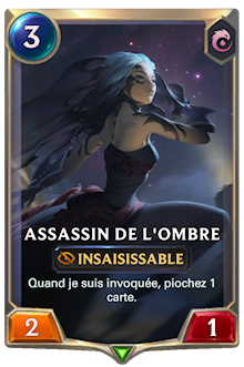 Assassin de l'ombre