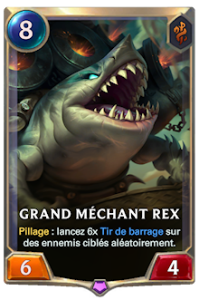 Grand méchant Rex