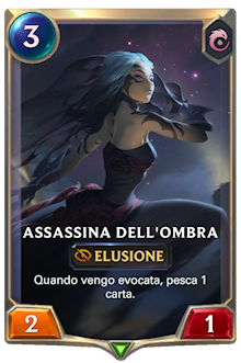 Assassina dell'Ombra