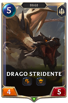 Drago Stridente
